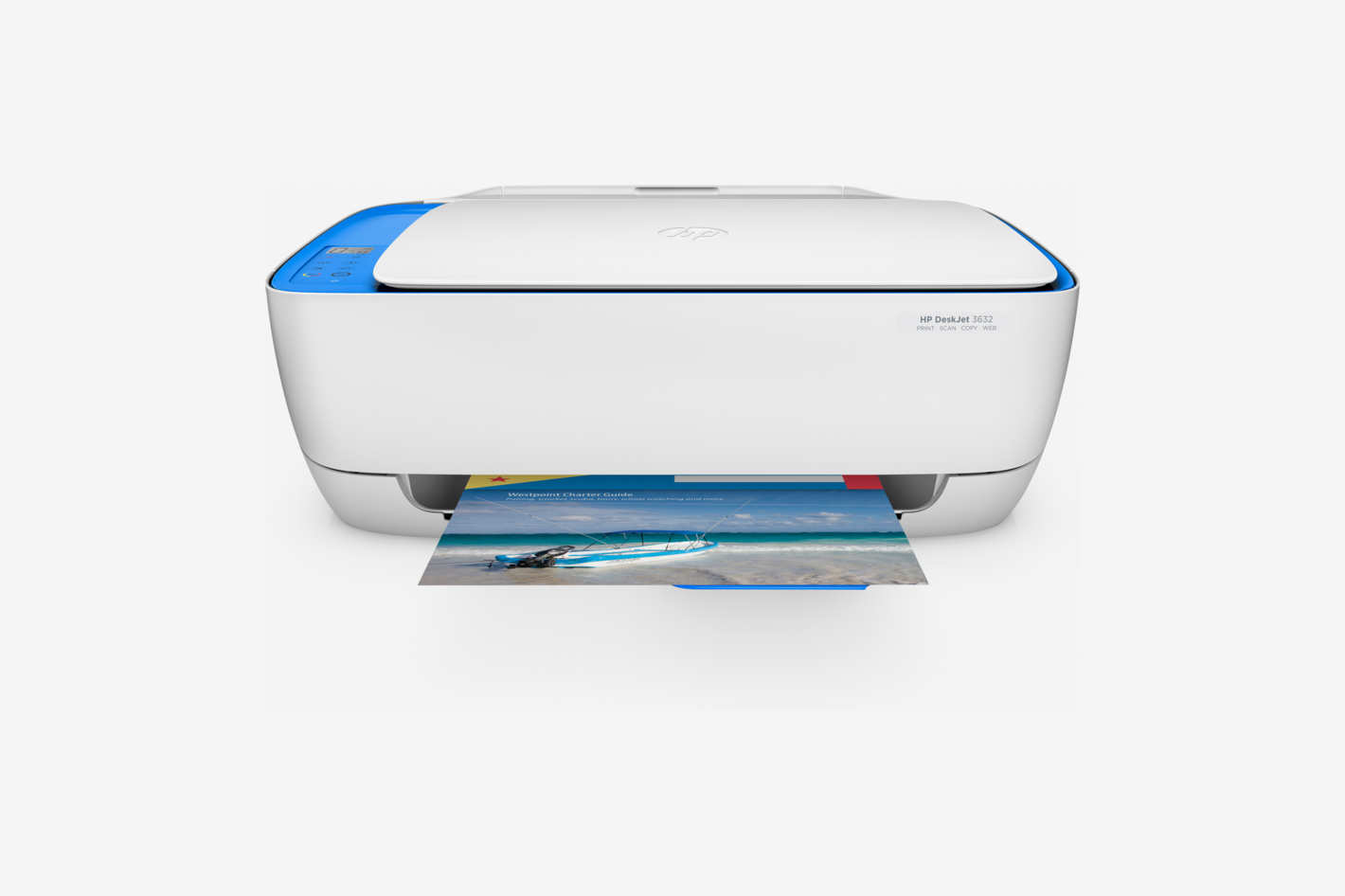 HP DeskJet 3632 All-in-One Wireless Printer/Copier/Scanner