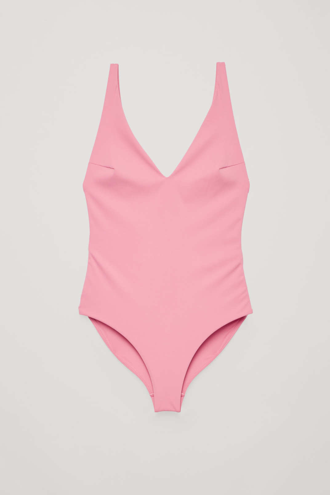 Cos V-Neck Swimsuit