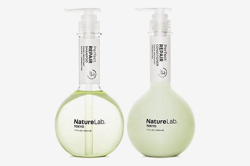 NatureLab. Tokyo Perfect Repair Shampoo and Conditioner