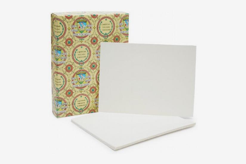 "Fabriano Medioevalis Single Card, Size 3.3"" x 5.1"""