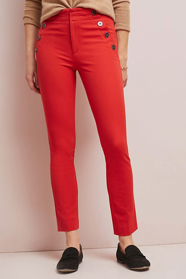 The Essential Slim Trousers