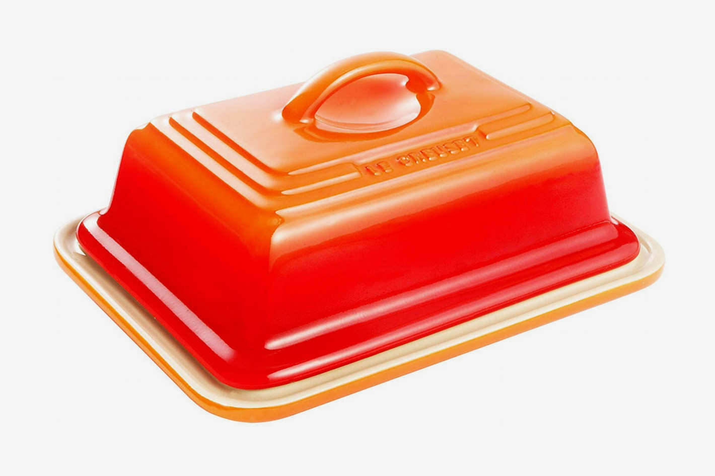 Le Creuset Heritage Stoneware Butter Dish