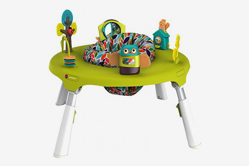 Oribel PortaPlay 4-in-1 Foldable Convertible Baby Activity Center