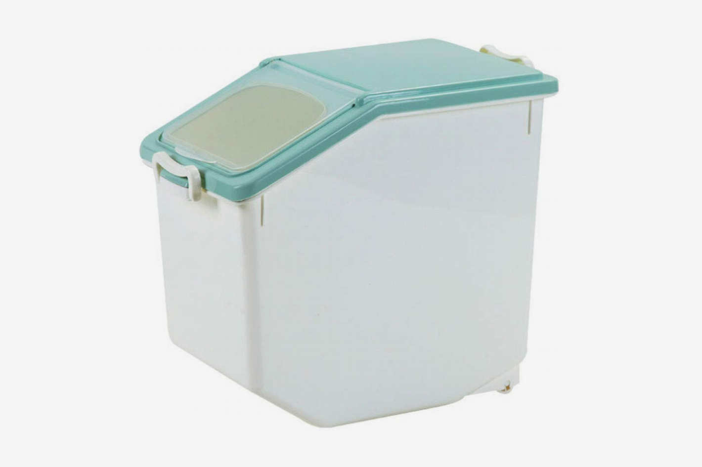 WOLFBUSH 15KG/33lb Airtight Food Container with Measuring Cup