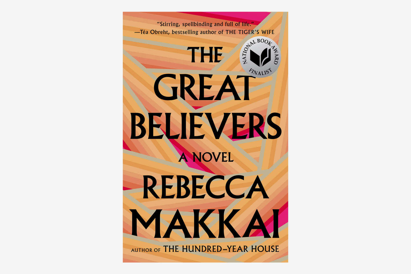 <em>The Great Believers </em>by Rebecca Makkai