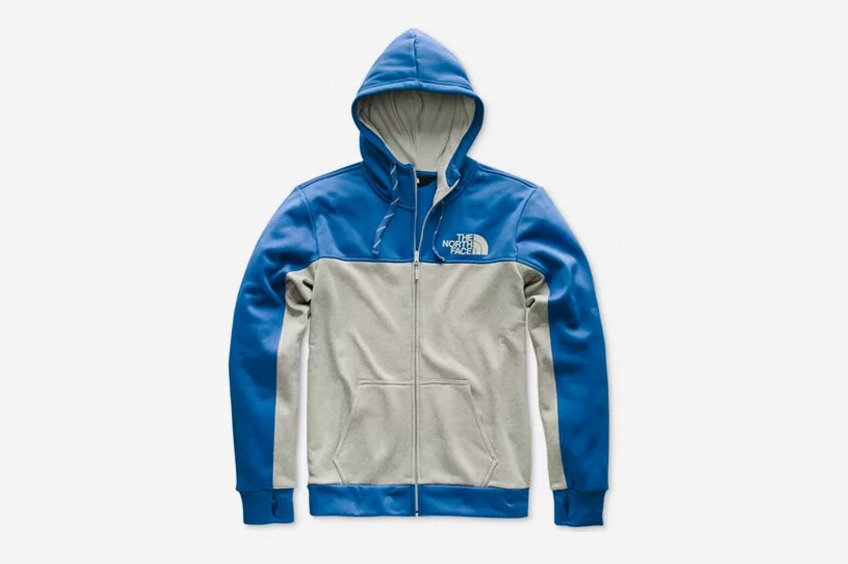 The North Face Men's Surgent Colorblocked Full Zip 2.0 Hoodie