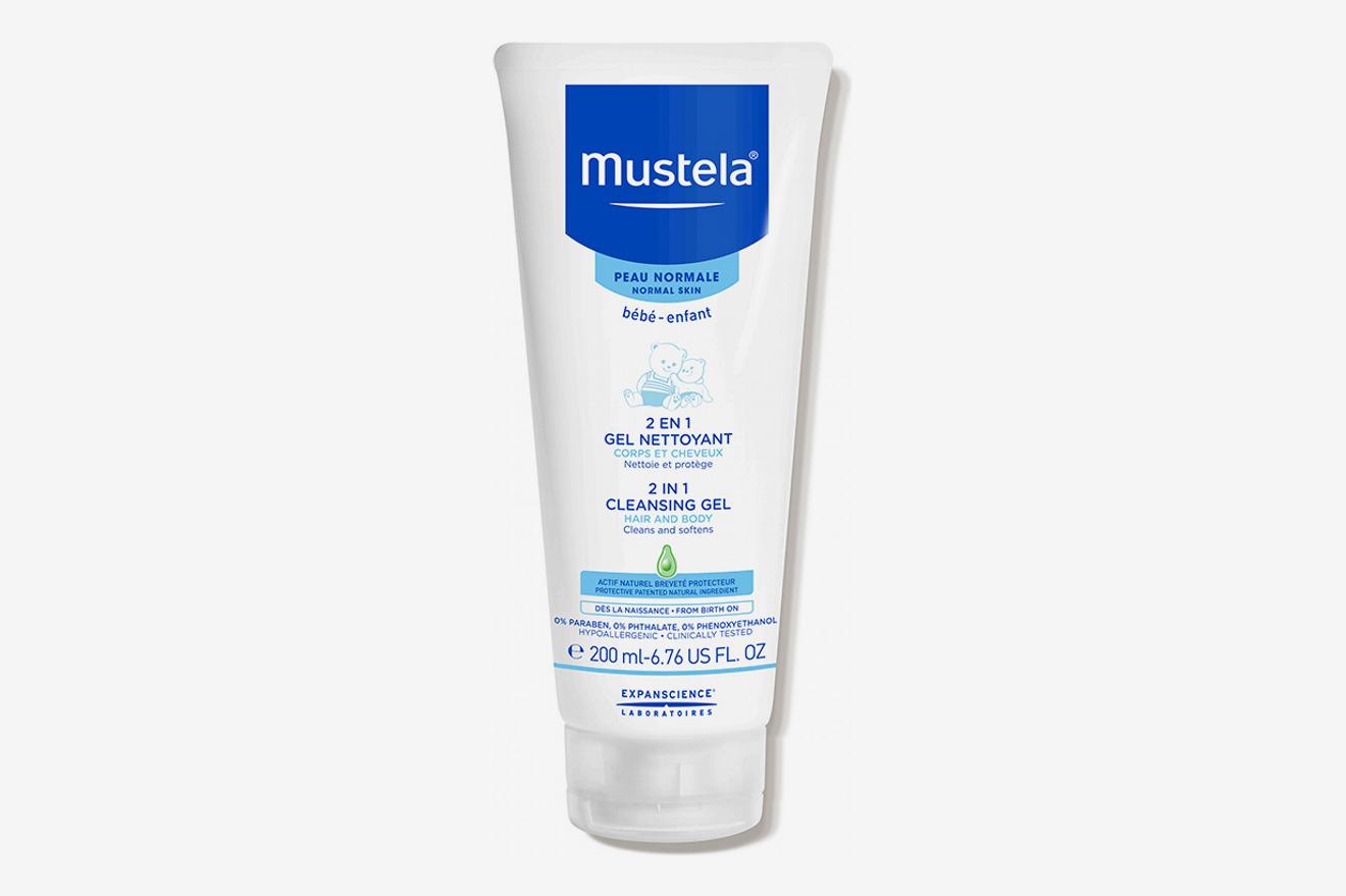 Mustela 2-in-1 Cleansing Gel