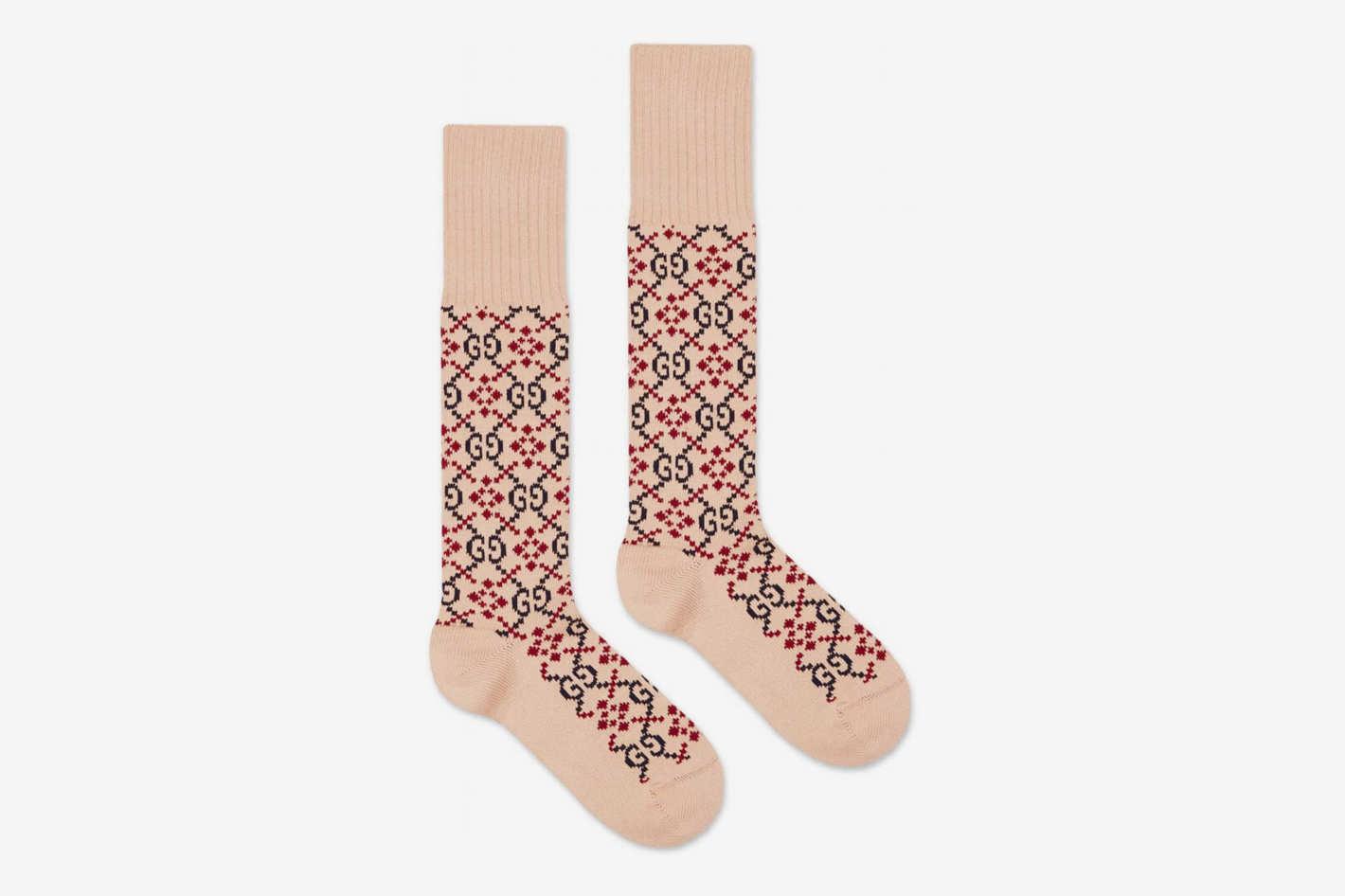 Gucci Argyle Socks