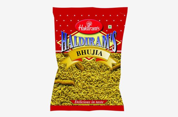 Haldiram's Bhujia Savory Spices Beans & Gram Flour Noodles