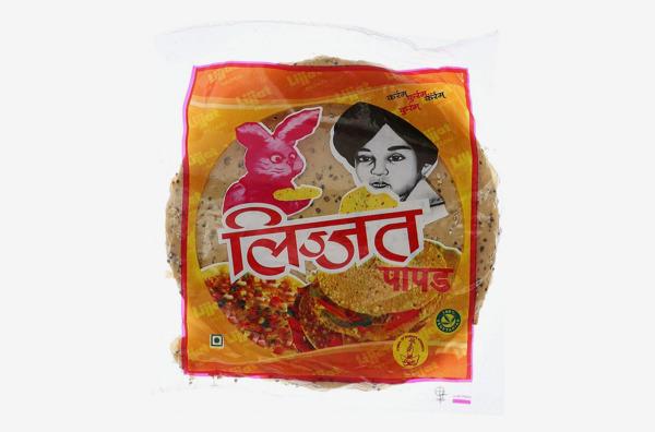 Lijjat Punjabi Masala Special Papad