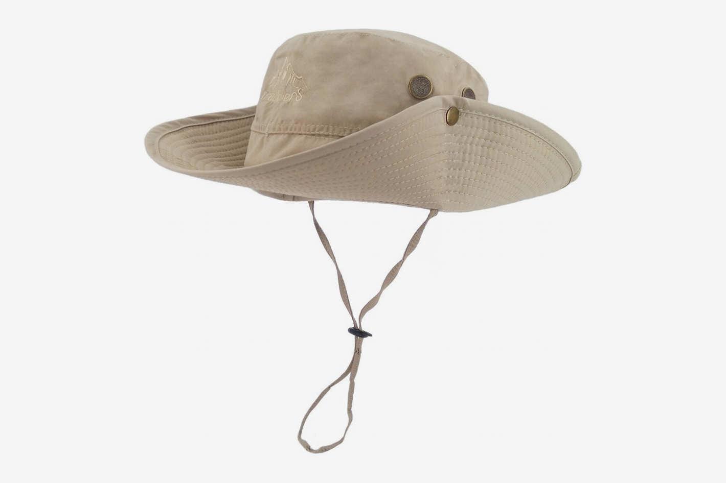 547fe6031cbbe 12 Best Rain Hats on Amazon  2019