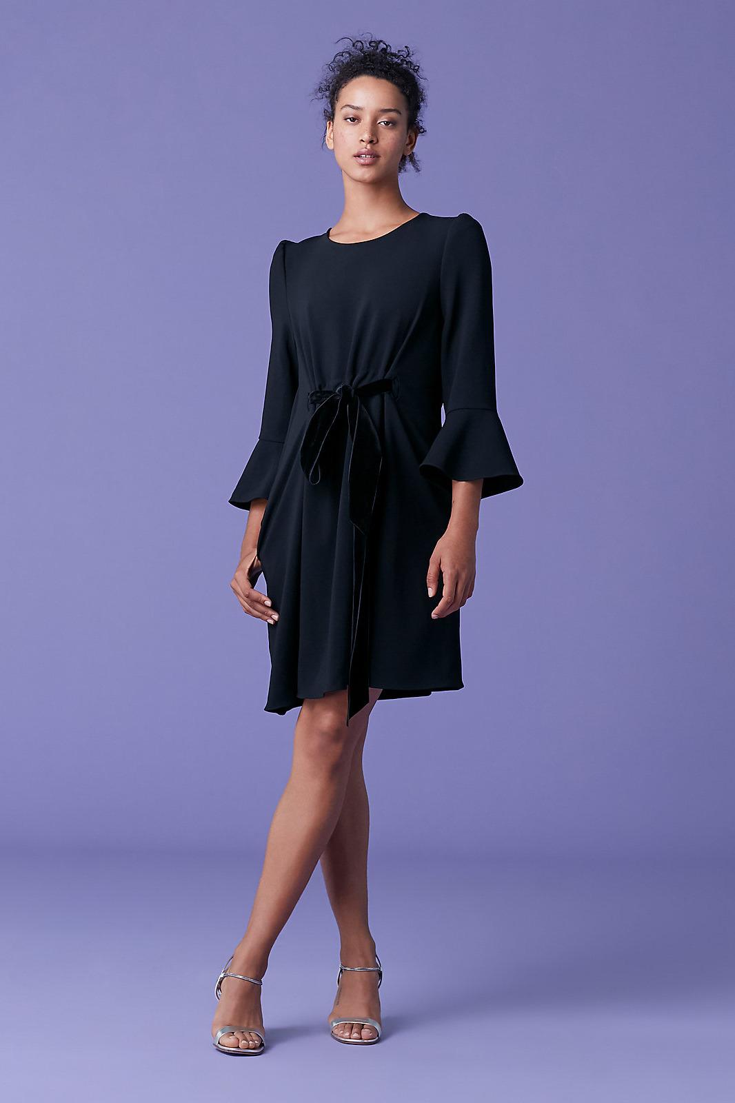 Diane von Furstenberg Augustine Front Tie Dress