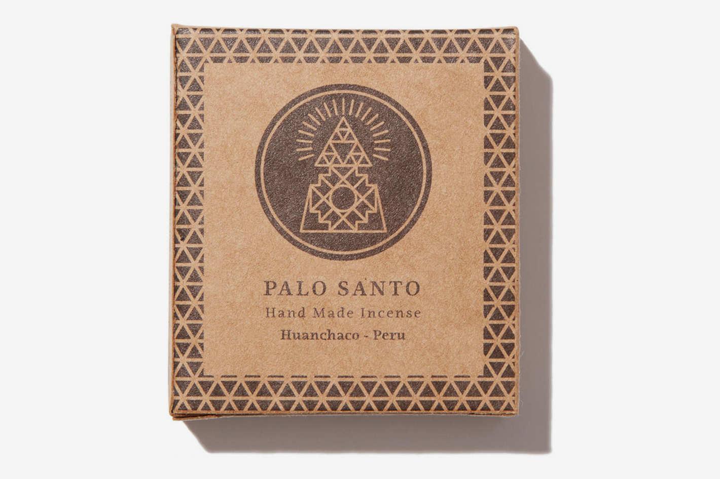 Palo Santo Wood Hand-Pressed Incense