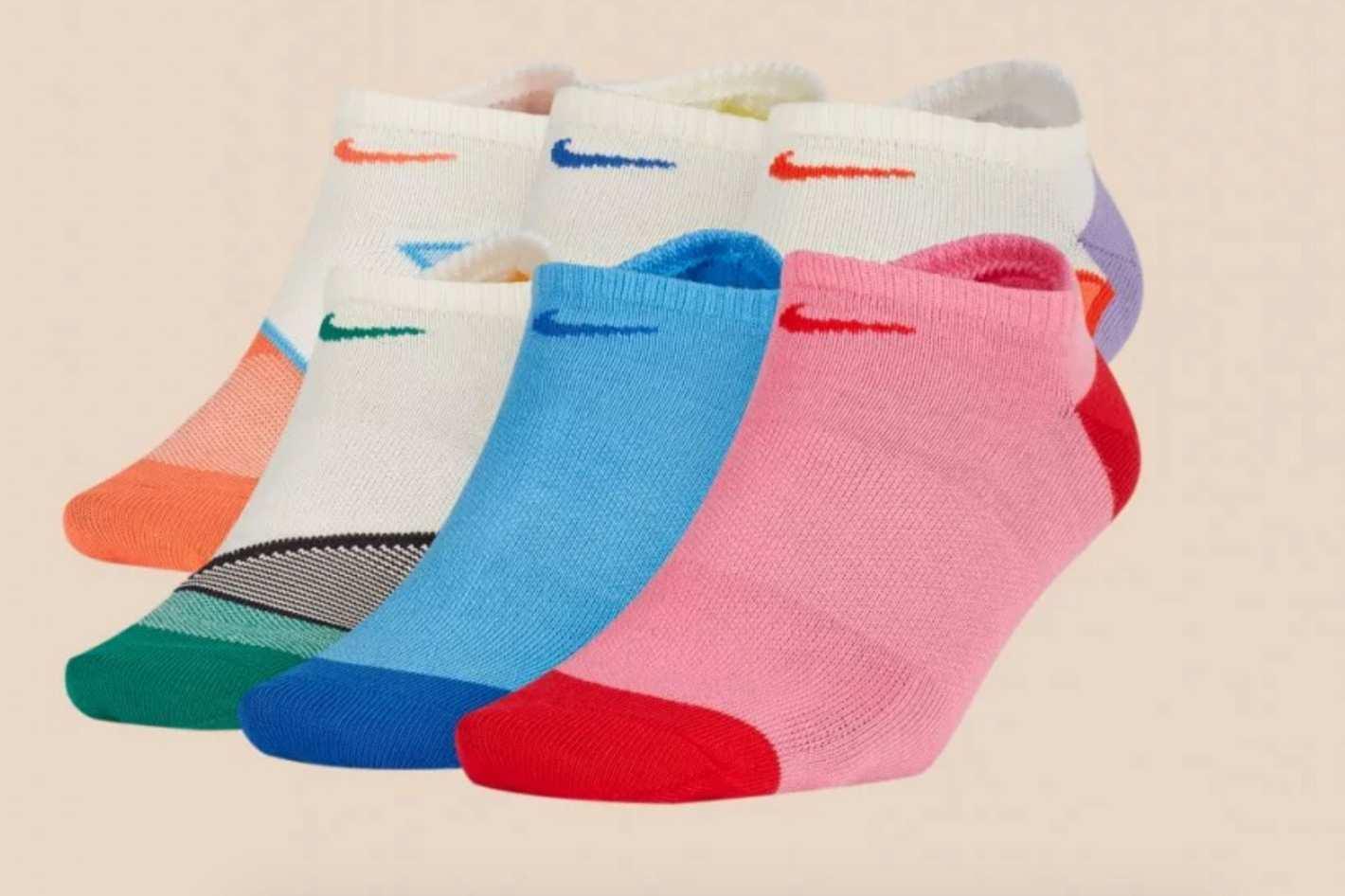 Nike Everyday Cushion No-Show Training Socks
