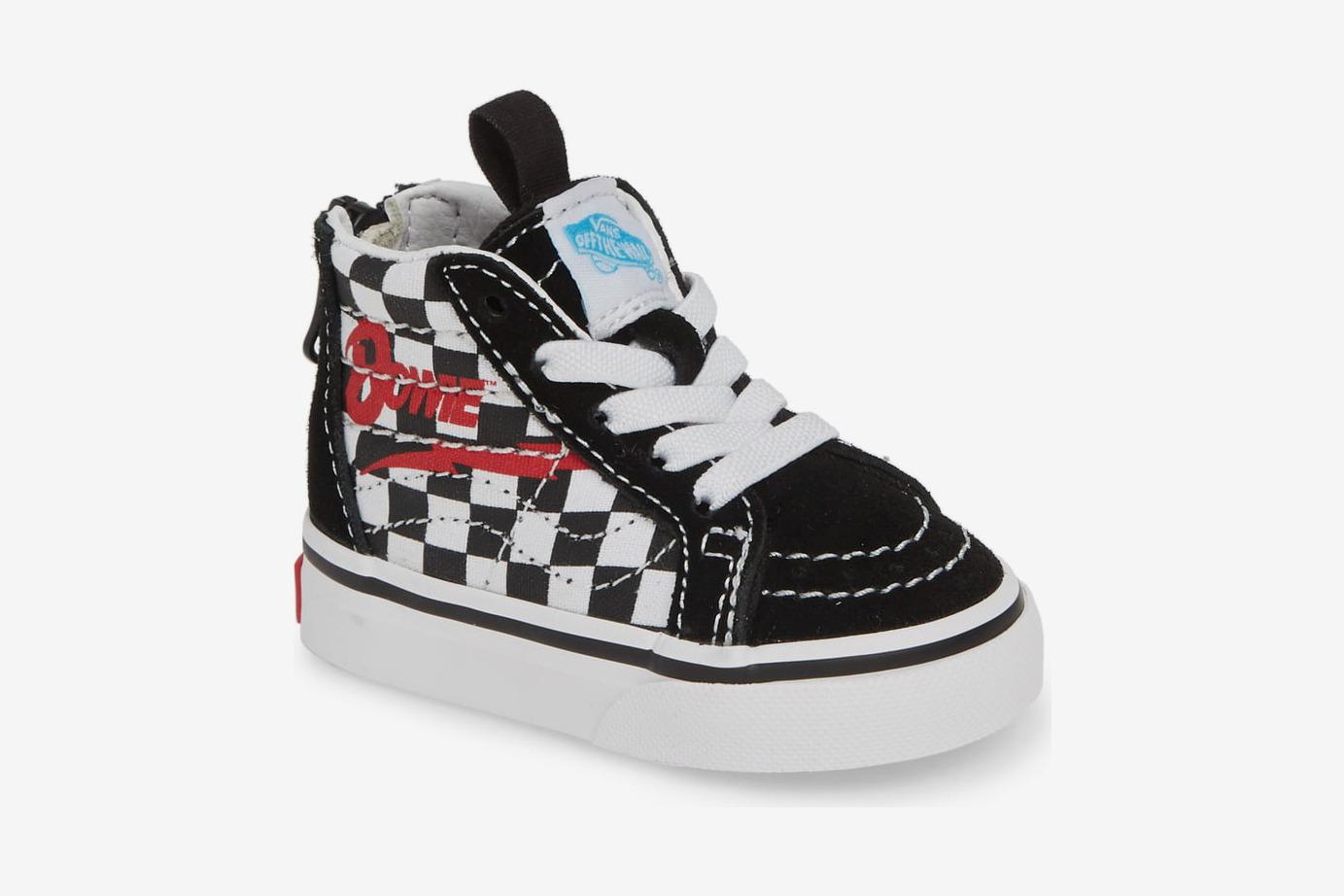 Vans x David Bowie Sk8-Hi Zip Sneaker