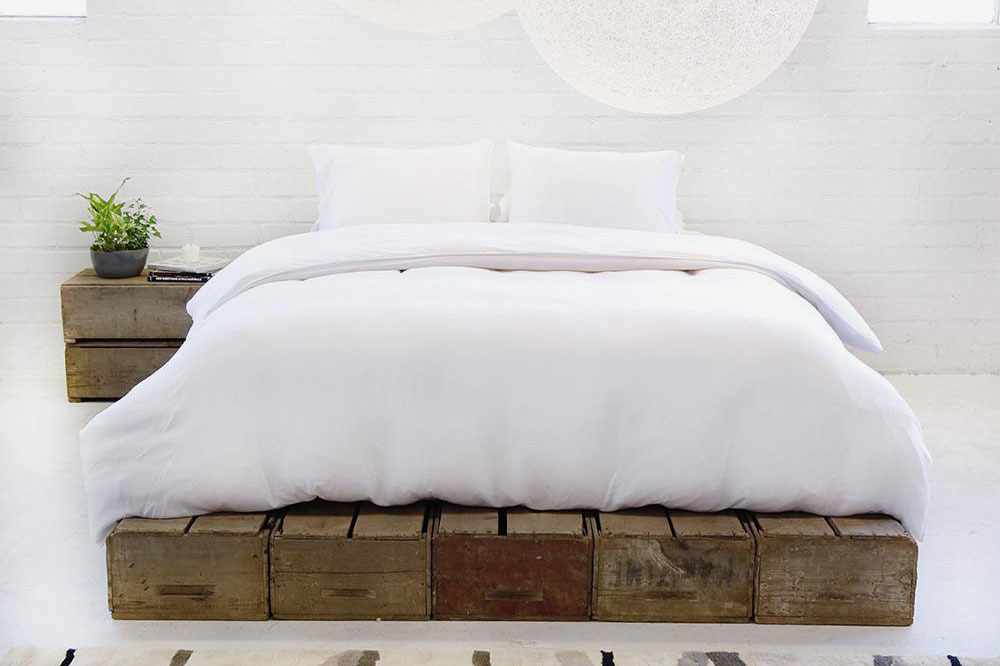 Loomstead Bamboo Duvet Cover