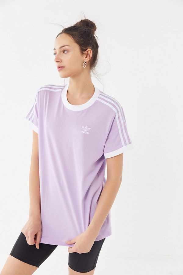 adidas 3-Stripes Ringer Tee
