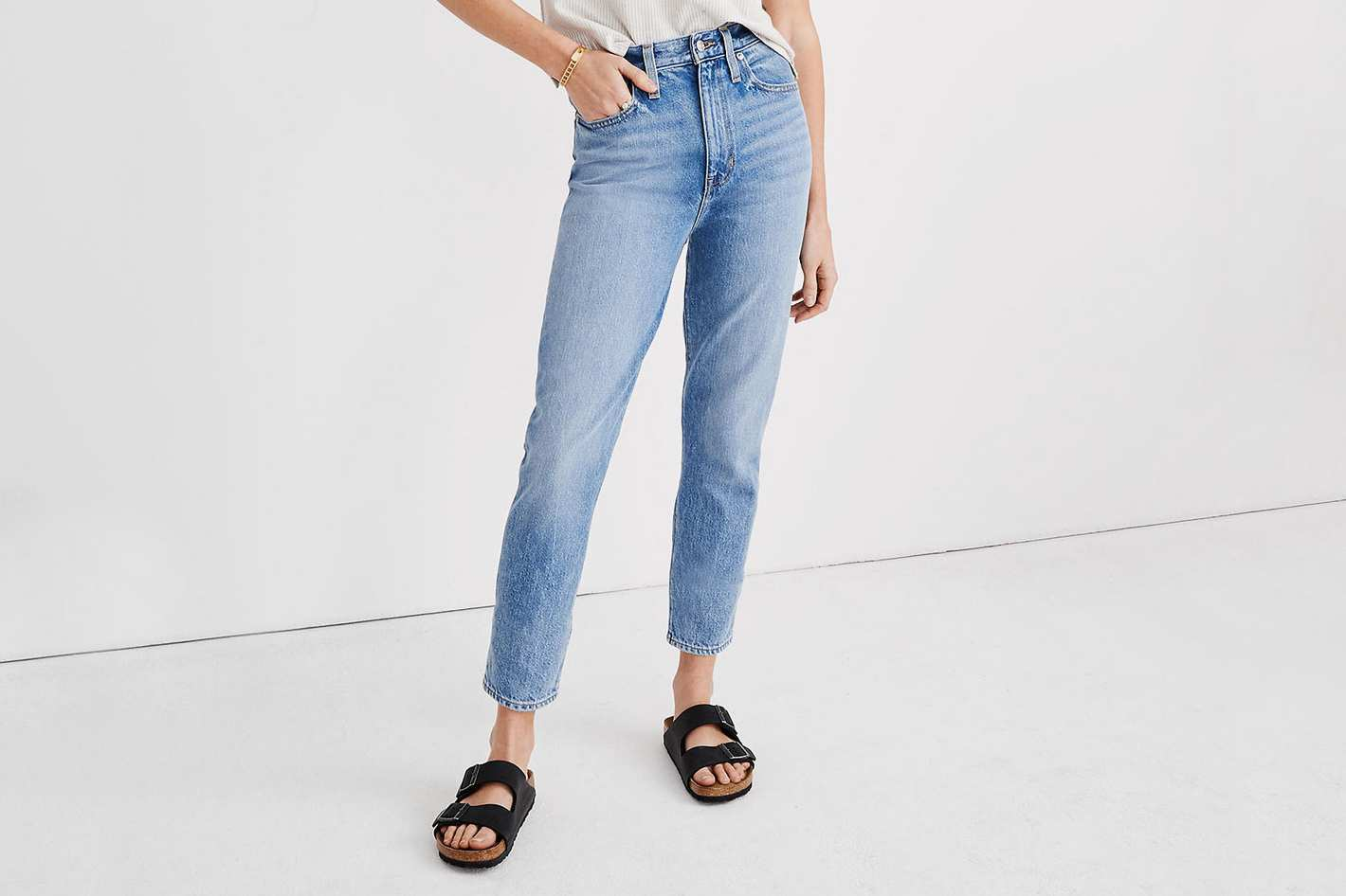 1a2a2931 15 Best Mom Jeans 2019