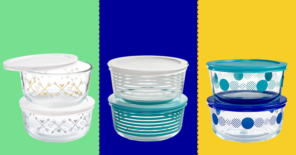 There's Some Peppy Pyrex for Under $10 at Macy's Right Now