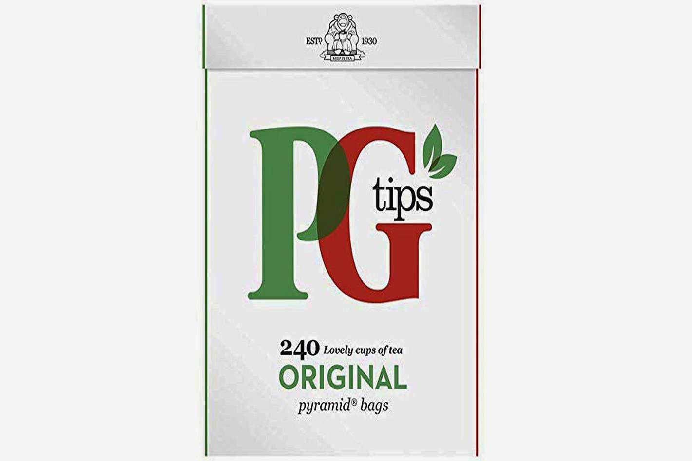 PG Tips Black Tea