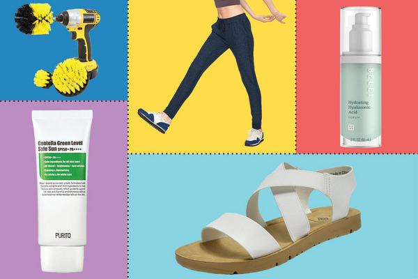 What Strategist Readers are Buying: Metallic Birkenstocks and K-Beauty Sunscreen