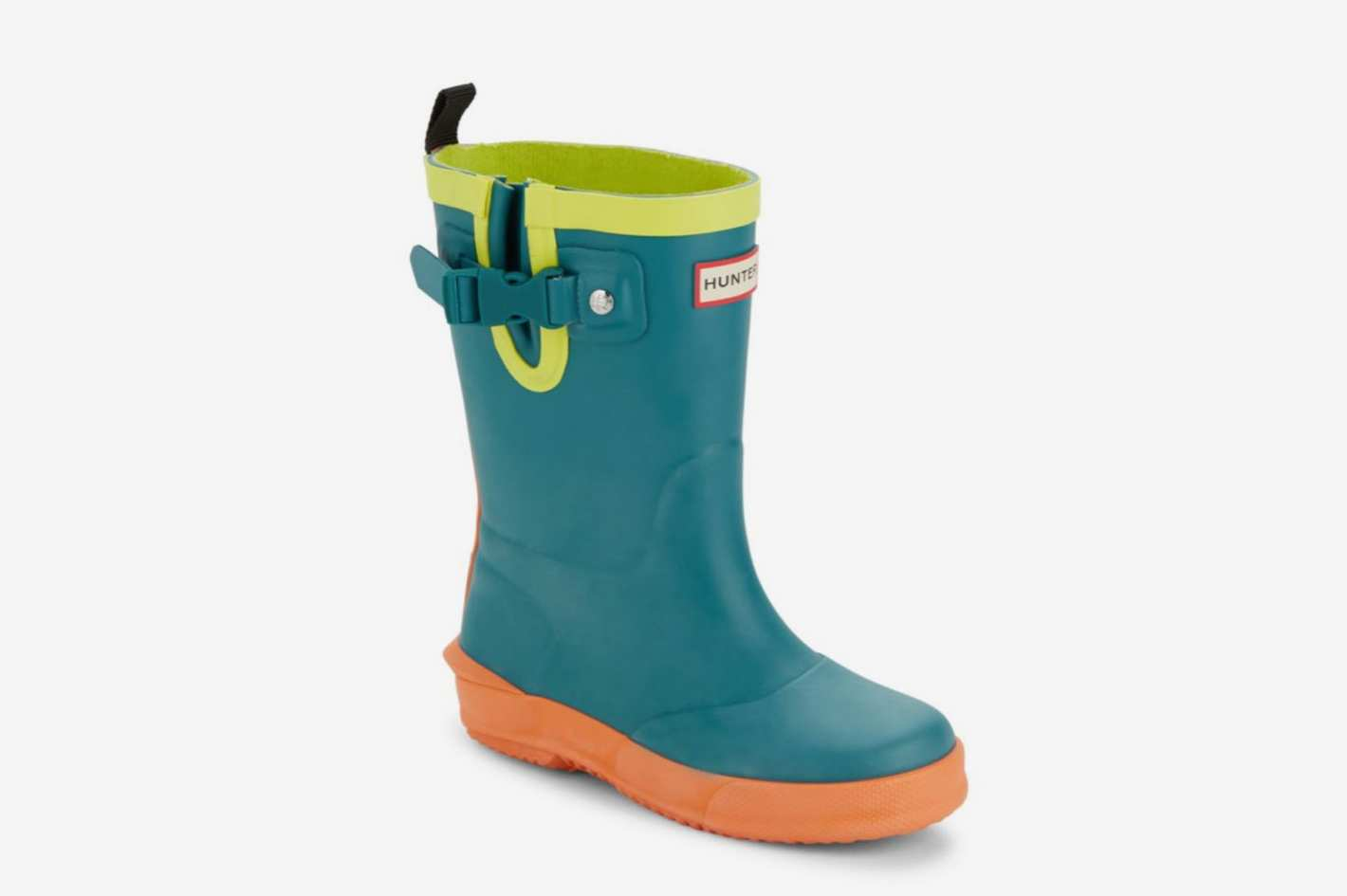 Hunter Toddler's & Kid's Davidson Rubber Rain Boots
