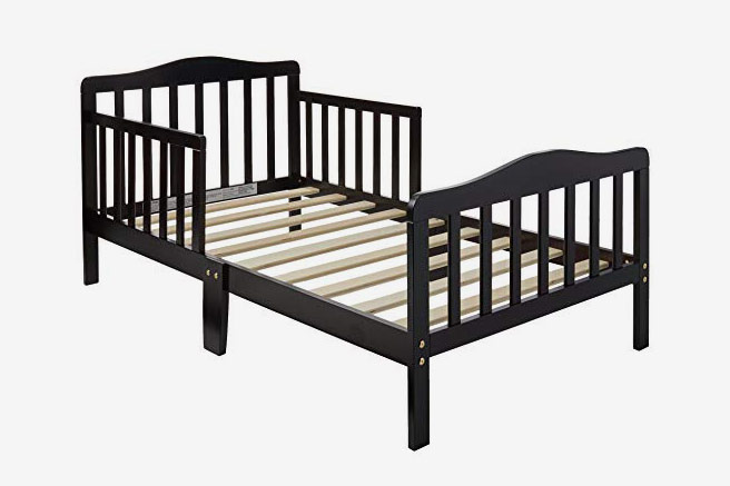 Orbelle Toddler Bed, Espresso