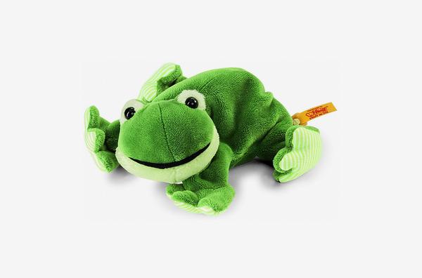 Steiff S Little Floppy Cappy Frog