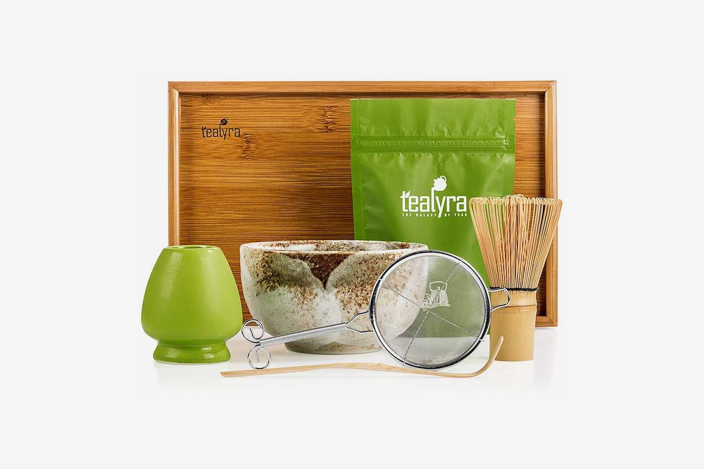 Tealyra - Matcha Kit - Connoisseur Ceremony Start Up Set