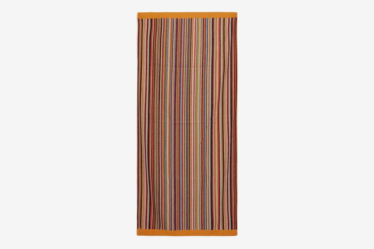 Paul Smith Signature-Stripe Beach Towel