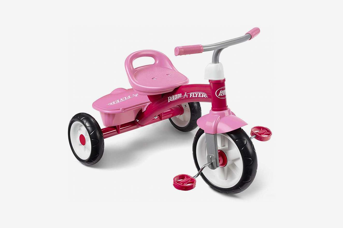 Radio Flyer Rider Trike Ride On, Pink