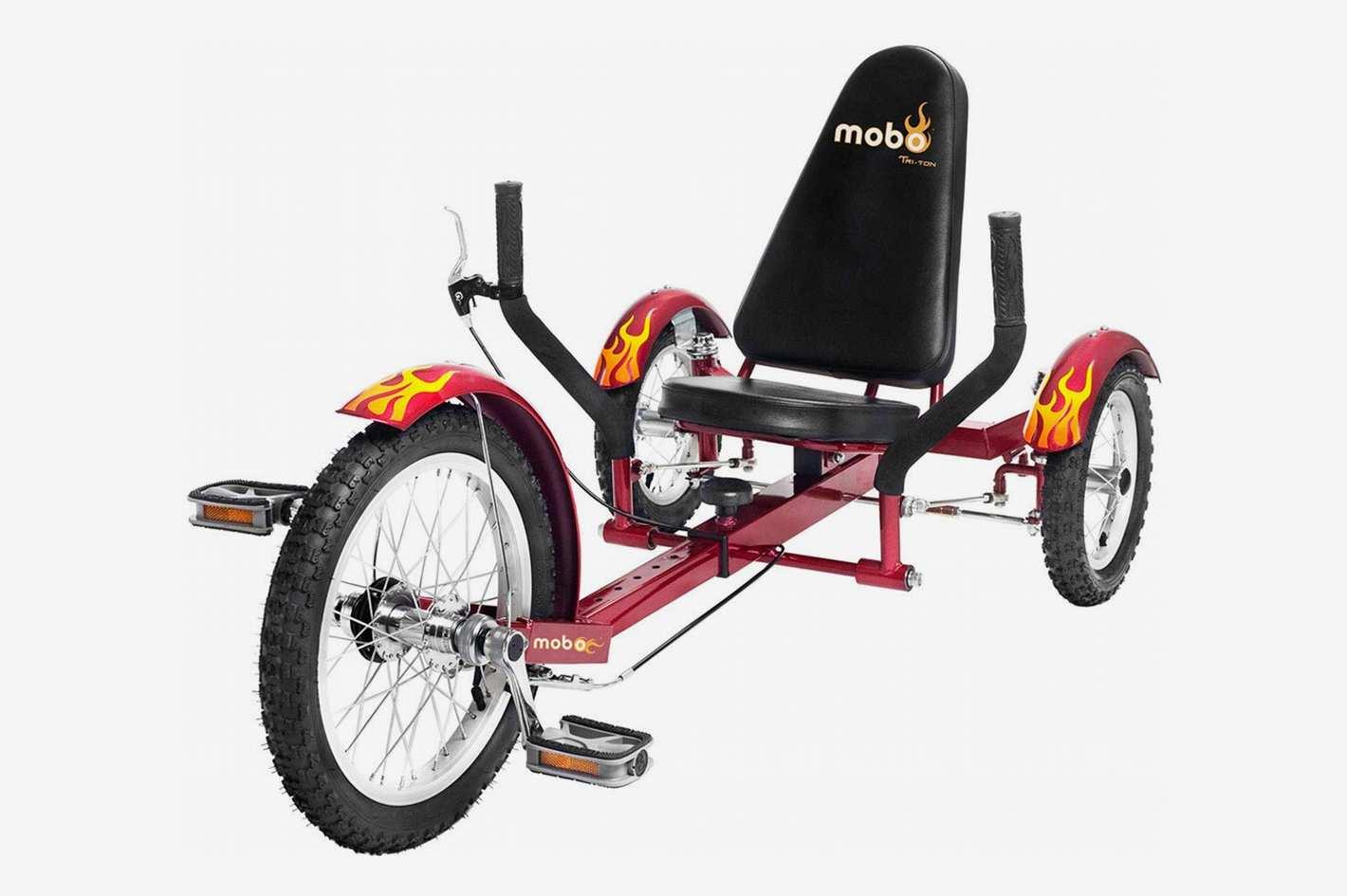 Mobo Triton Pedal Go Kart Trike