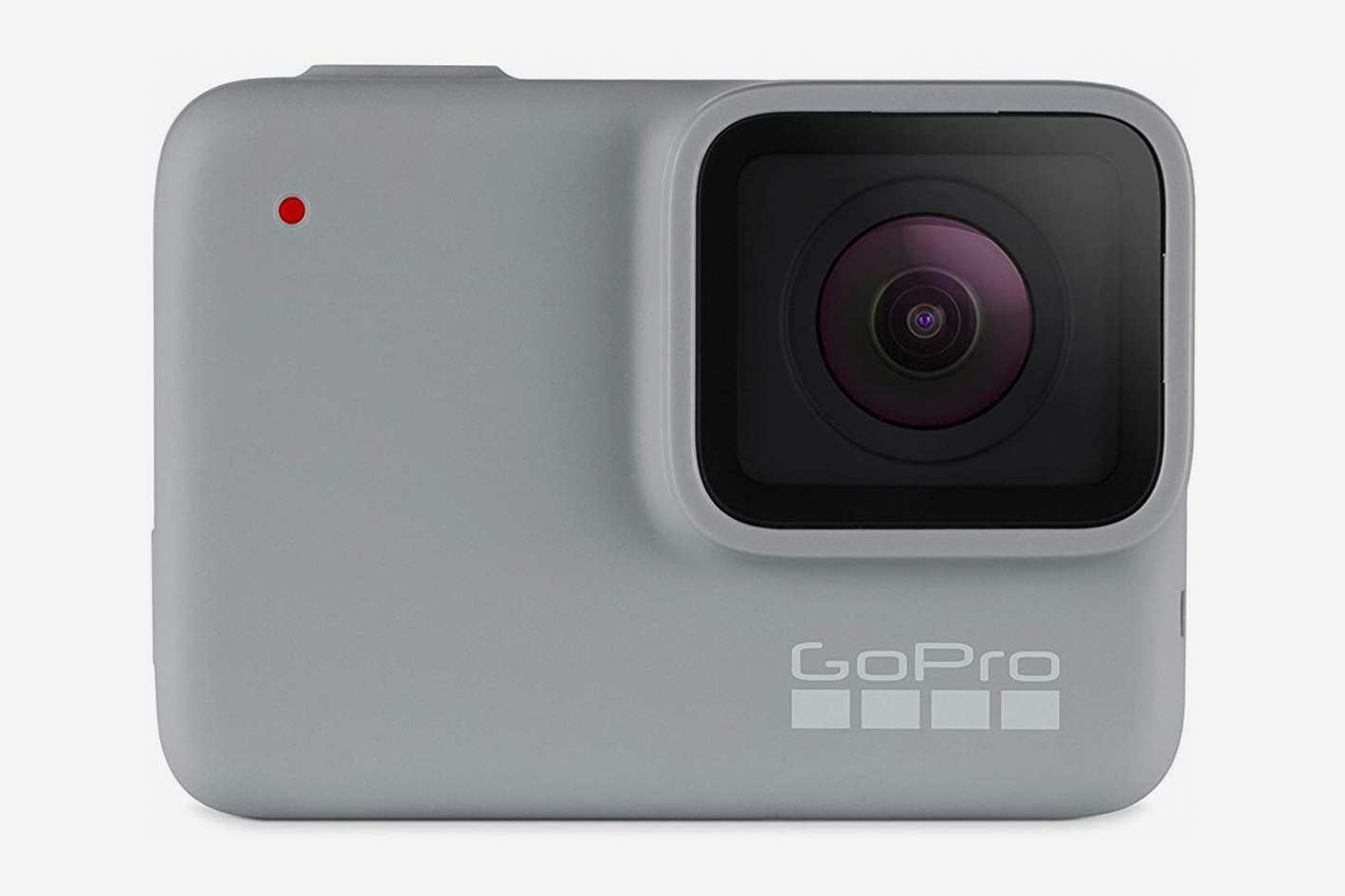 GoPro HERO7 White — Waterproof Digital Action Camera with Touch Screen 1080p HD Video 10MP Photos