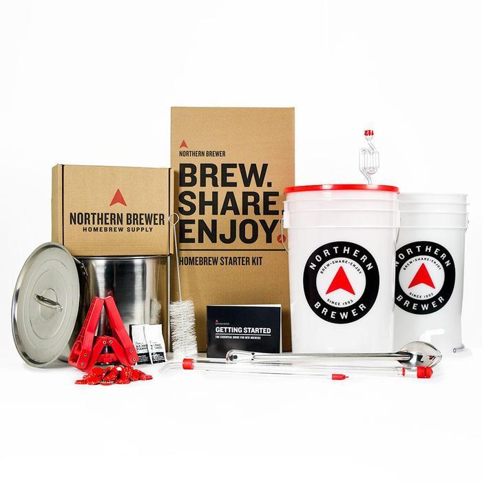 Northern Brew Homebrew Starter Kit