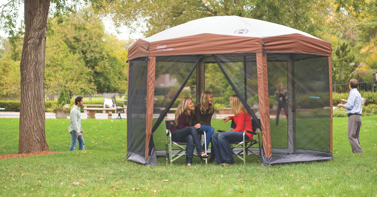 5 Best Canopy Tents 2019