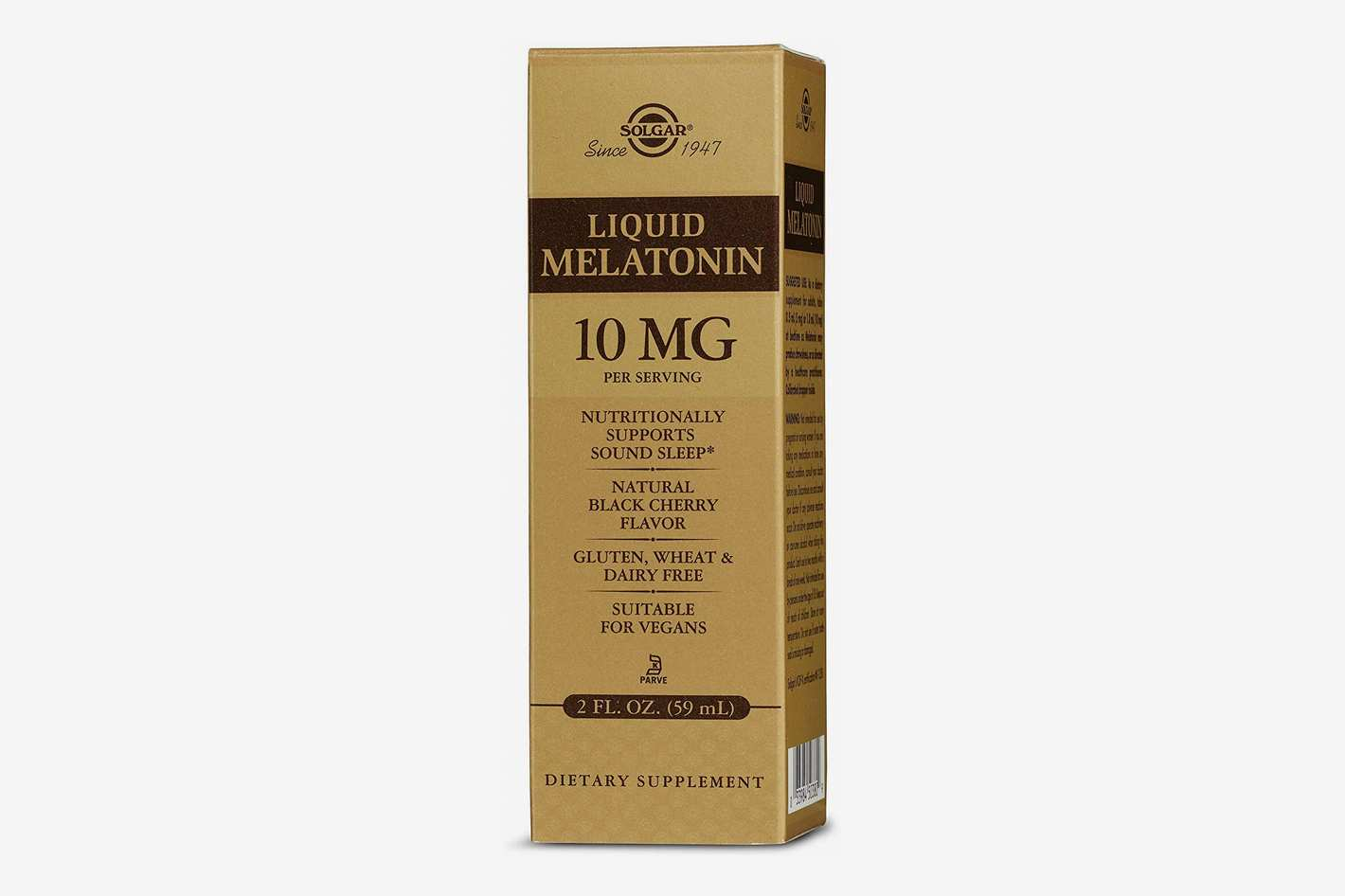 Solgar Liquid Melatonin, 2 Oz