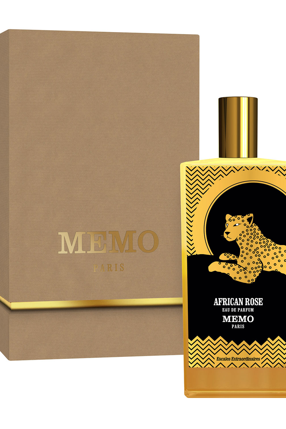 Memo Paris African Leather Rose Eau de Parfum