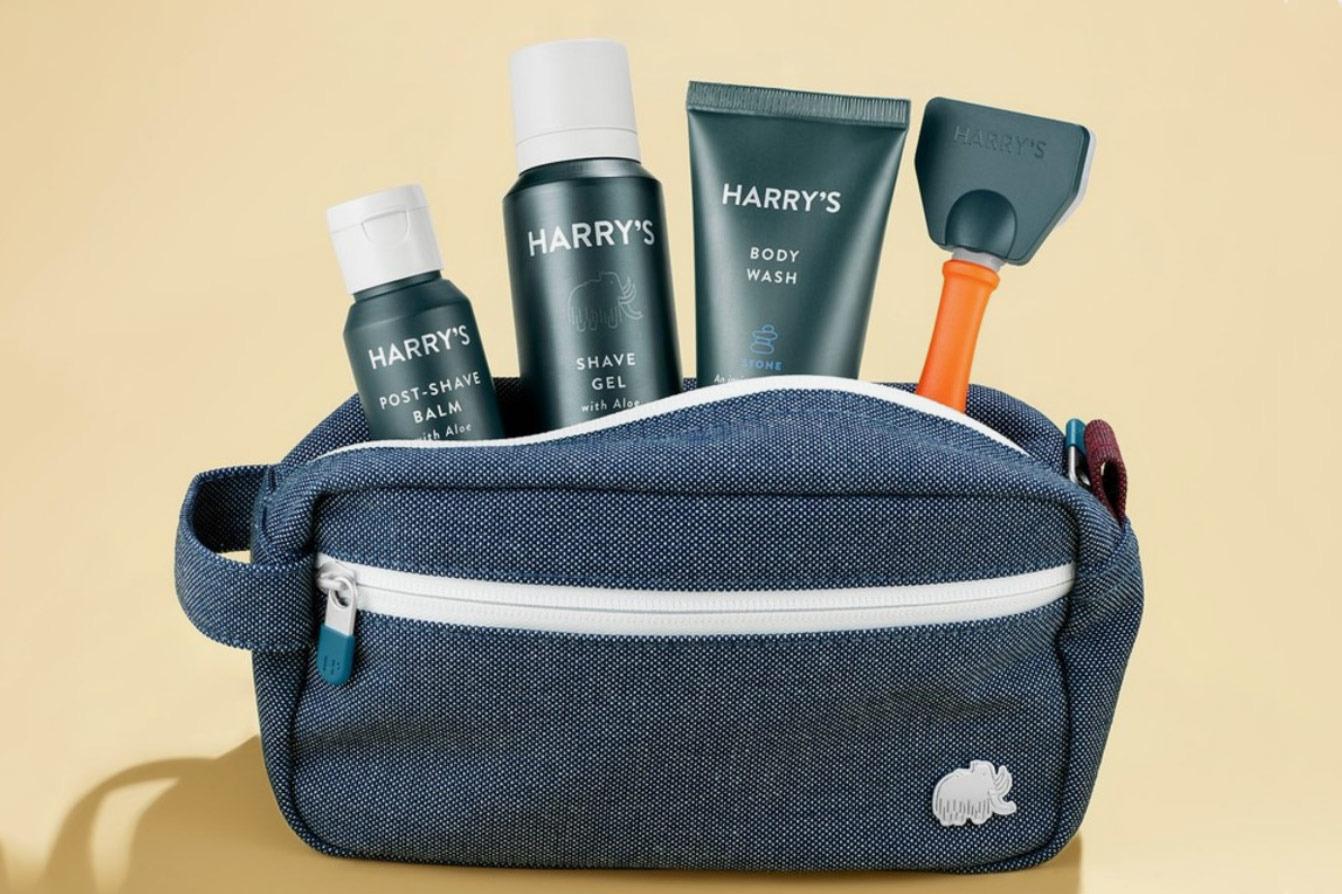 Harry's Deluxe Travel Kit