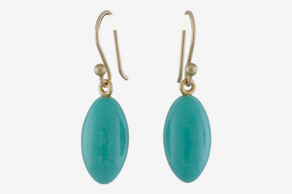 Ted Muehling Turquoise Berry Earrings