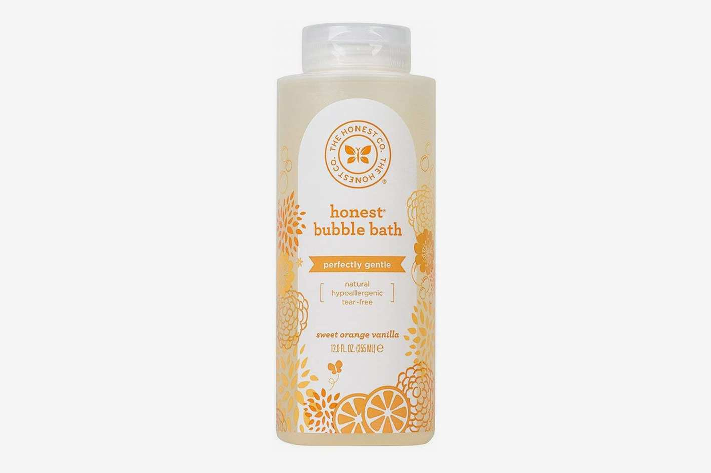 Honest Bubble Bath, Sweet Orange Vanilla