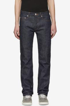 APC New Standard Jean, Raw Indigo