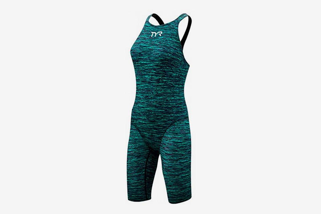 TYR Women's Thresher Baja Open Back Swimsuit