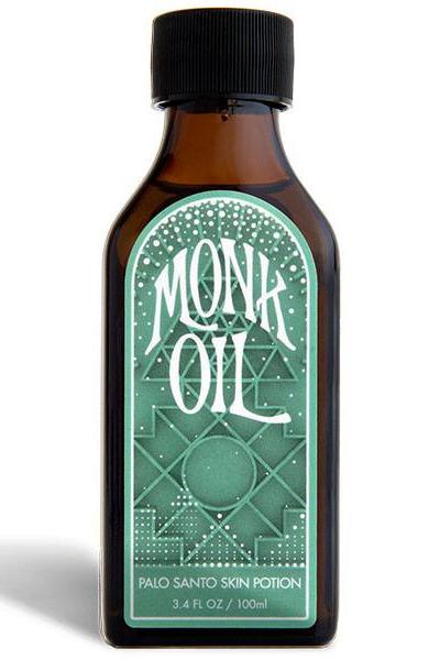 Monk Oil Palo Santo Skin Potion