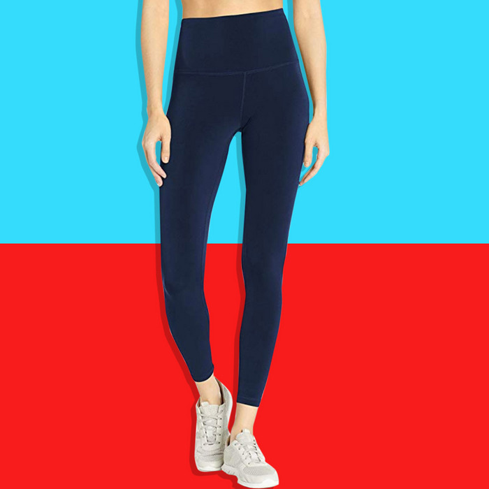 b078c2ff3a8bd Amazon Essentials High-Waisted Leggings Sale 2019