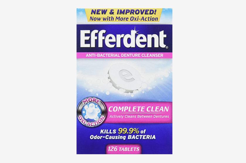 Efferdent Denture Cleaner