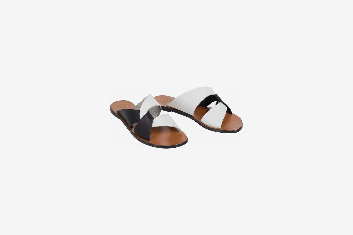 ATP Atelier Allai Leather Sandals