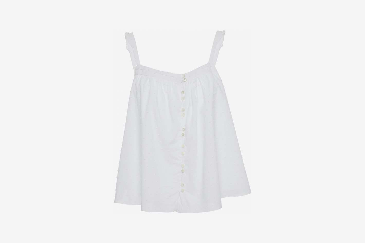 Loup Charmant Clovelly Cotton Tank Top