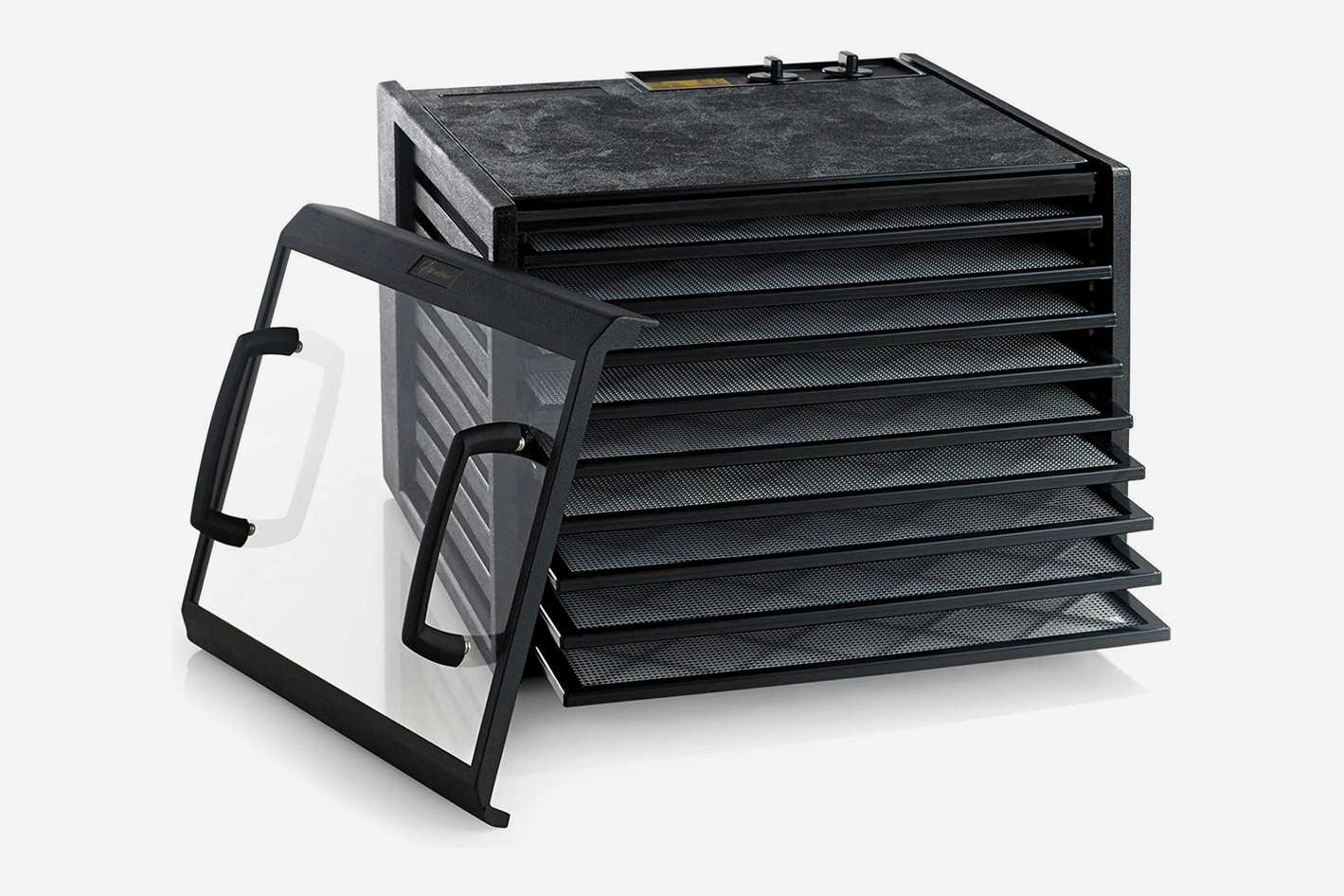Excalibur 3926TCDB 9-Tray Electric Food Dehydrator with Clear Door