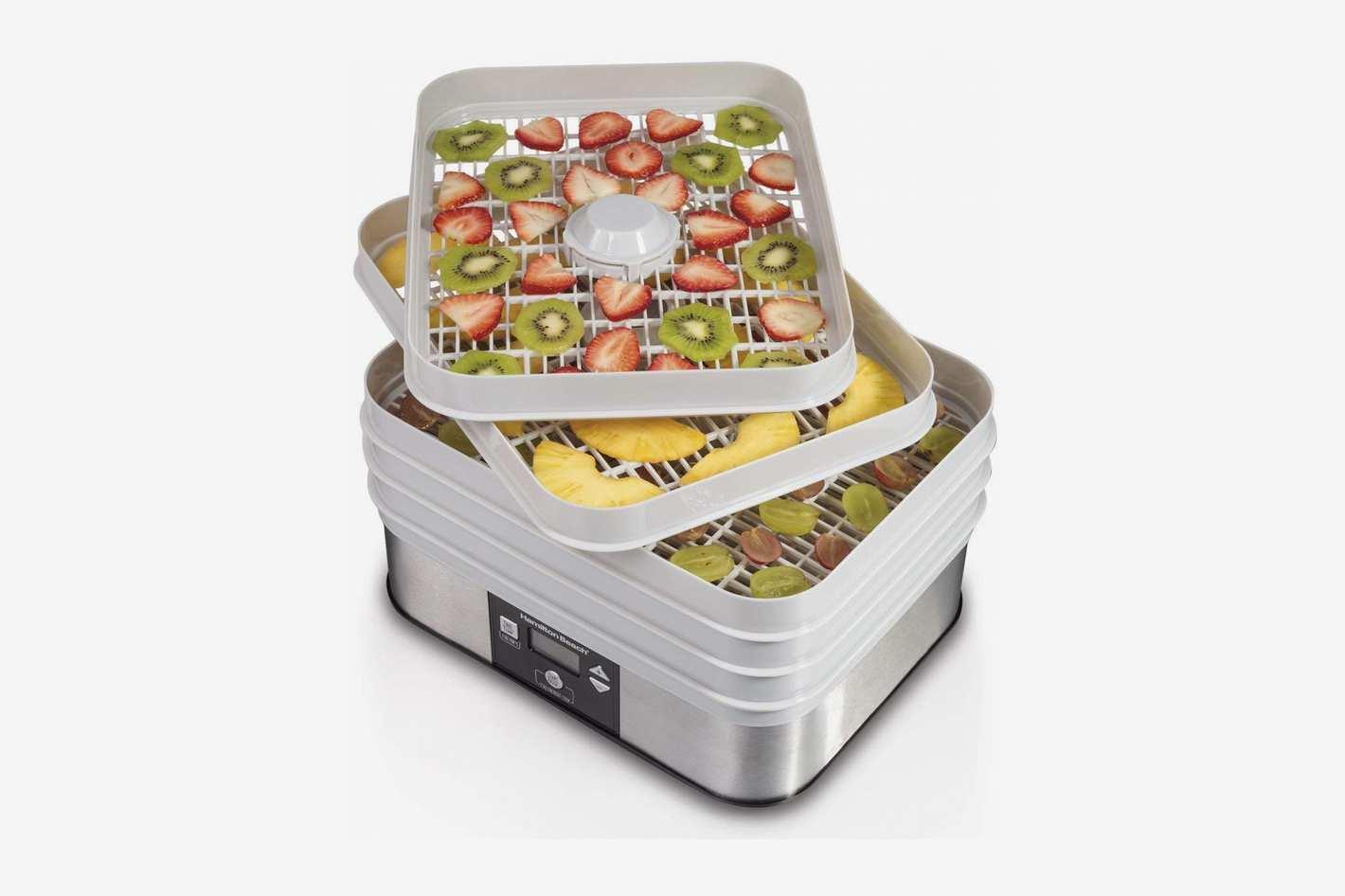 Hamilton Beach 32100A Digital Food Dehydrator, 5 Tray