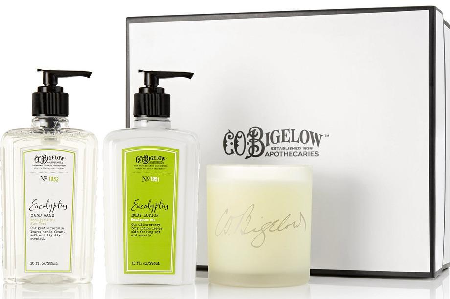 C.O. Bigelow Eucalyptus Gift Set